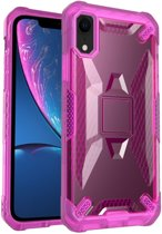 Hardcase Iphone Hoesje - Iphone XR - Roze