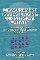 Measurement Issues in Aging and Physical Activity