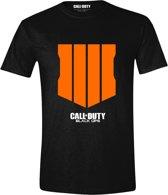 Call of Duty: Black Ops 4 - Logo Mannen T-Shirt - Zwart - M