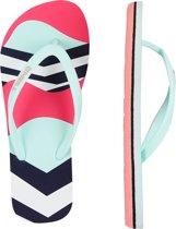 O'Neill Slippers Moya printed - Pink Aop W/ Green - 33