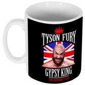 Tyson Fury Mok