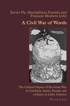 A Civil War of Words