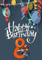 Happy Birthday 8
