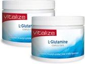 Vitalize L-Glutamine Complex Forte 400 gram