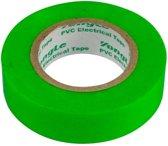 Zenitech Isolatietape 15 Mm X 10 M Groen