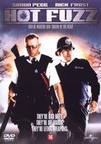 DVD cover van Hot Fuzz