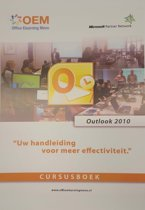 Cursusboek Microsoft Outlook 2010 NL