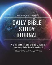 Daily Bible Study Journal