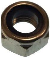 (27) Parsun Locking Nut M10x1.25 F15A (F20A) BM (FW) (PAGB/T889.2-M10x1.25)