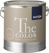 Histor The Color Collection Muurverf - 2,5 Liter - Clay Brown