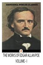 The Works of Edgar Allan Poes Volume I