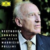 Piano Sonatas Opp. 31 & 49