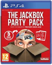 Jackbox Games Party Pack Vol.1 - PS4