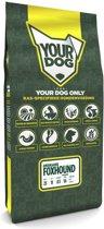 Yourdog amerikaanse foxhound hondenvoer senior 12 kg