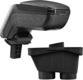 [pro.tec]® Armsteun-Peugeot 208-2012-kunstleer-zwart 2.
