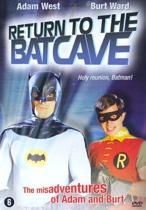 Return To Batcave (dvd)