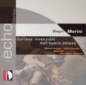 Marini: Curiose Invenzioni Dall'Opera Ottava
