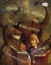 Tom as y La SE Nora De La Biblioteca