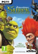 Shrek, Voor Eeuwig en Altijd  (DVD-Rom)