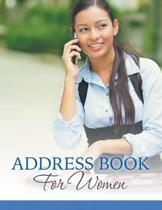 Address Book for Women