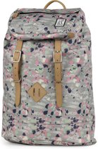 The Pack Society Premium Rugzak - Grey Speckles Allover