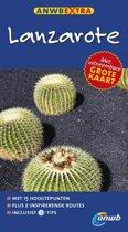ANWB Extra Lanzarote + Extra Nederlands reisgids cadeau
