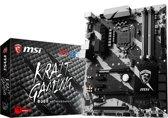 MSI B250 KRAIT GAMING LGA 1151 (Socket H4) Intel® B250 ATX