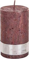 PTMD Kaars Rustic bronze pillar 8x5