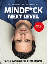 Boek cover Mindf*ck Next Level van Victor Mids (Paperback)