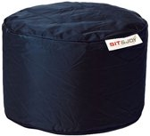 Sit and Joy Small Dot - Zitzak/Poef - Rond - Ø55 cm - Nylon - Blauw
