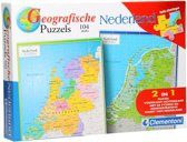 Clementoni Geographic Puzzles Netherlands