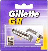 Nivea Gillette GII Refill 5 Units