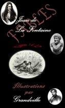 Fables Complètes de La Fontaine (Livres 1 à 12)