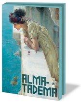 Alma Tadema Wenskaarten Formaat 14 5 X 14 5 Cm