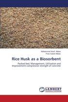 Rice Husk as a Biosorbent