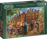 Falcon An Afternoon in Cambridge - Puzzel 1000 stukjes