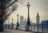 Papermoon Big Ben London Vlies Fotobehang 350x260cm