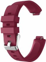 YONO Siliconen bandje - Fitbit Inspire (HR) - Paars - Small