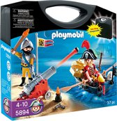 Playmobil Meeneemkoffer Piraten - 5894