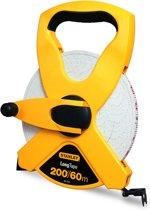 STANLEY Landmeter Fiberglas 234795 - 60 m - 12,7 mm - Open Kast