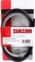 Simson Remkabel Shimano Nexus RVS Zwart