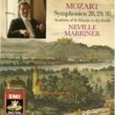 Symphonies 28 29 & 30