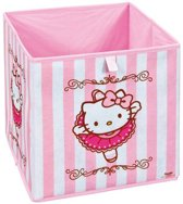 Interlink SAS Hello Kitty Opbergdoos Roze/Wit
