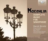 Koechlin: Complete Music For Saxoph