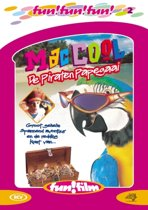 MacCool-De Piratenpapegaai (dvd)