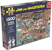 Jan van Haasteren De Haven 1500