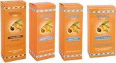 L'Amande Soleil Voordeelset - Zonnecrème SPF 15 200 ml + After Swim Shampoo-Douche 250 ml + Aftersun crème 250 ml + After Sun gezicht 75 ml