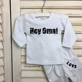 Shirtje Hey Oma!