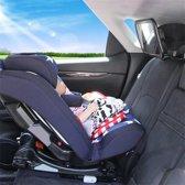 Autospiegel baby voor achterbank - Verstelbare babyspiegel auto XL [30x19 cm]