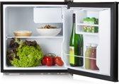 Primo PR103FR mini koelkast met vriesvakje 43L - zwart A+